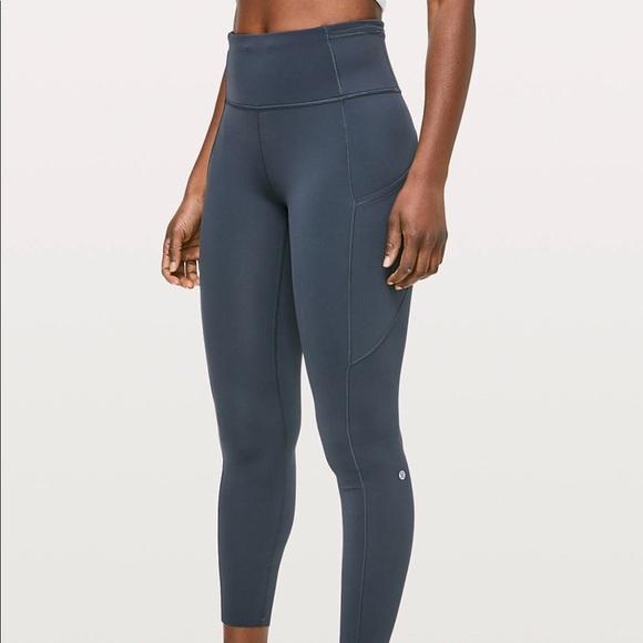 af8de31fdaece lululemon athletica Pants | Lululemon Fast And Free Legging 25 Size ...